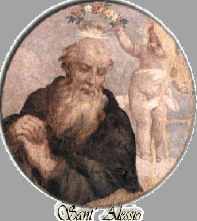 Le 17 février : Saint Alexis Falconieri