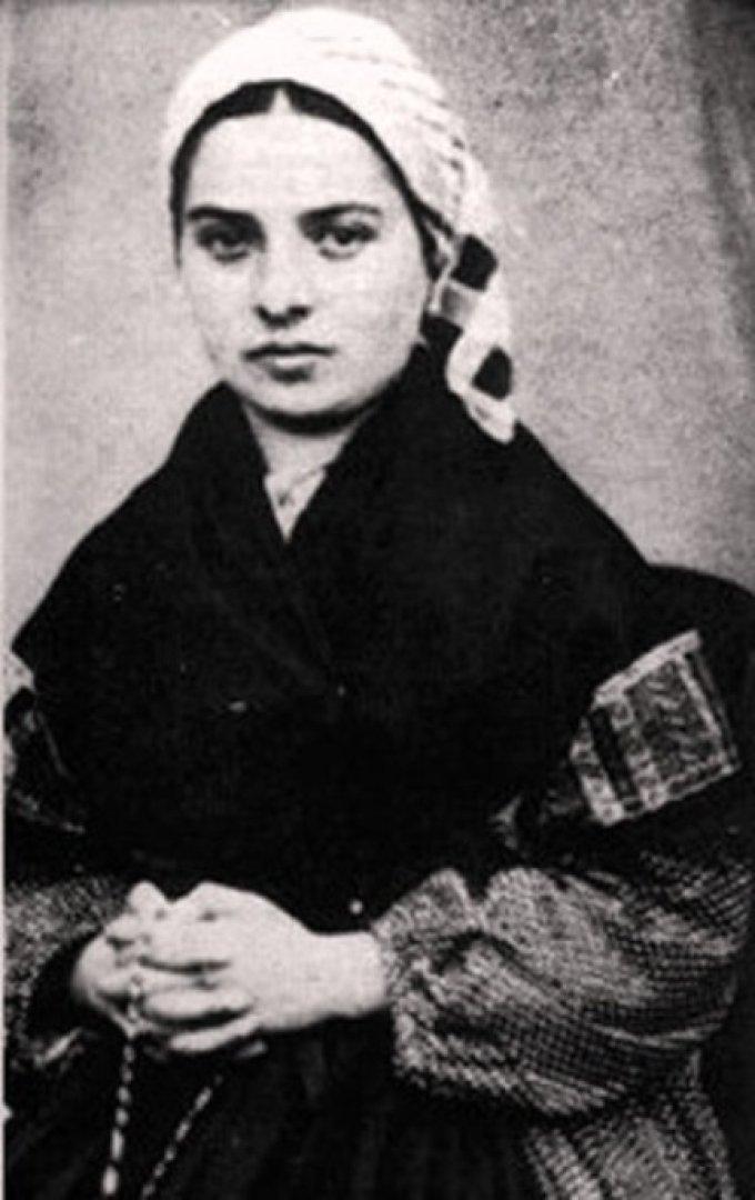 Le 18 février : Sainte Bernadette Soubirous