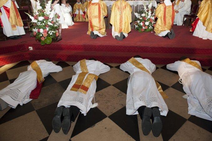 Prière pour les prêtres