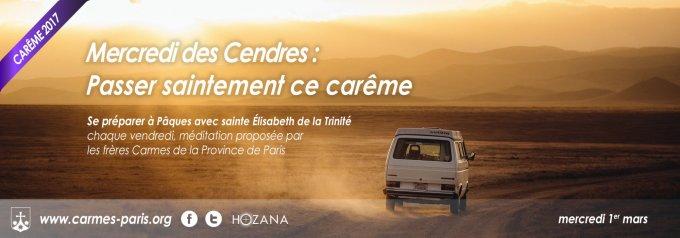 Mercredi des Cendres: introduction