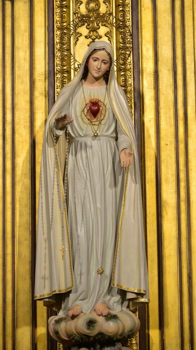 Seconde apparition de Notre Dame à la Cova da Iria, Mercredi 13 juin 1917