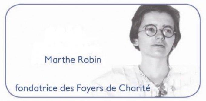 Marthe Robin....