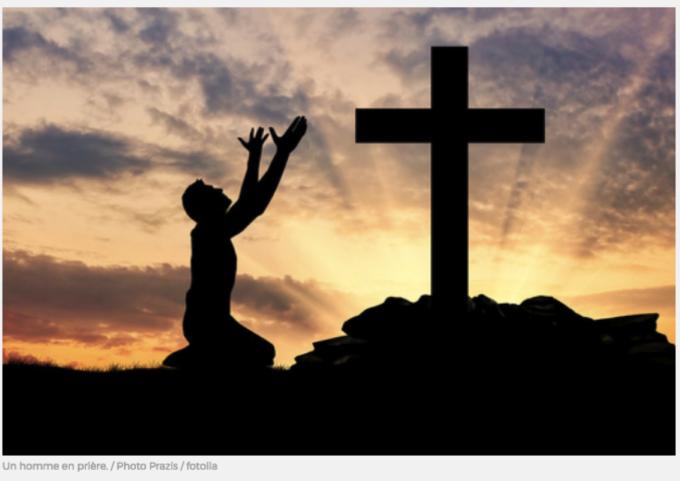 Dans l'épreuve ou la souffrance, prions pour que Dieu entende notre prière.
