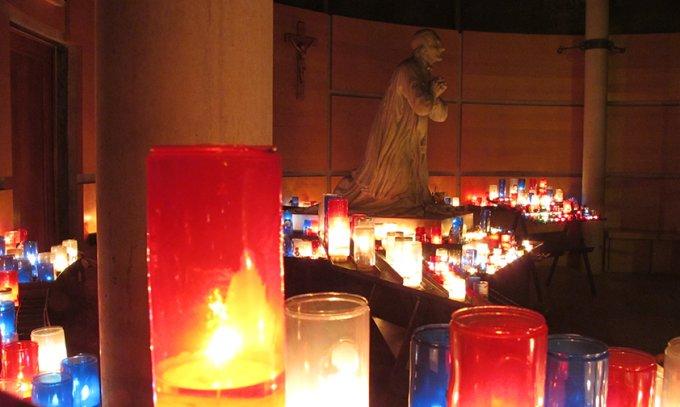 Samedi 18 mars : Prière proposée par le Père Frédéric Vollaud, chapelain