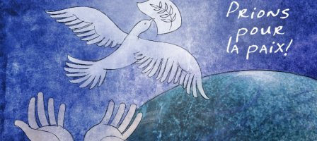 Prier pour la paix