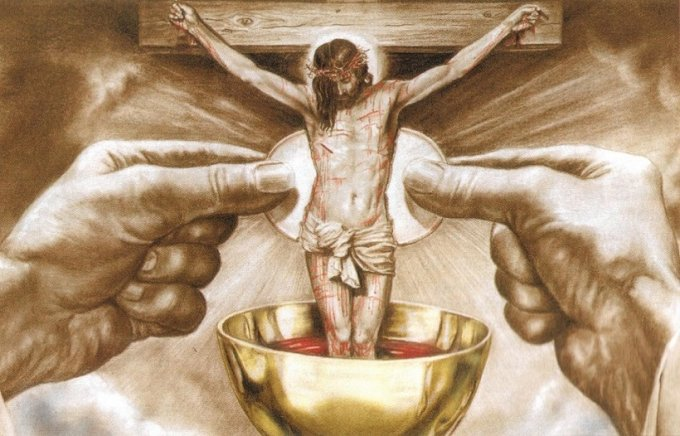 Boire le Christ