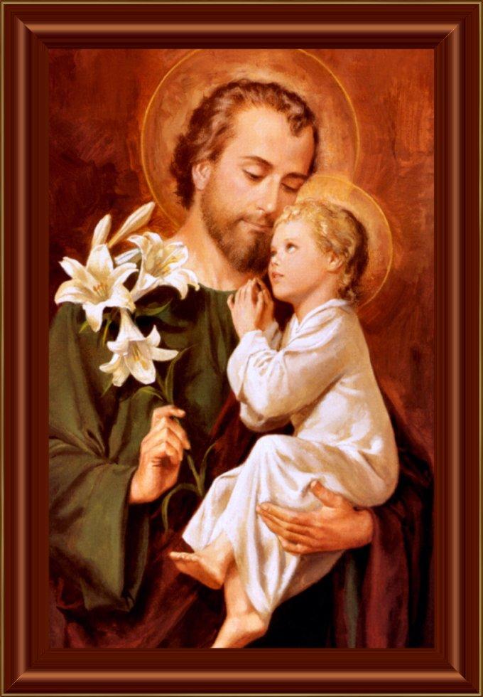Le 19 mars : Saint Joseph