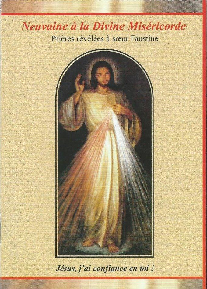 Neuvaine à la Divine Miséricorde