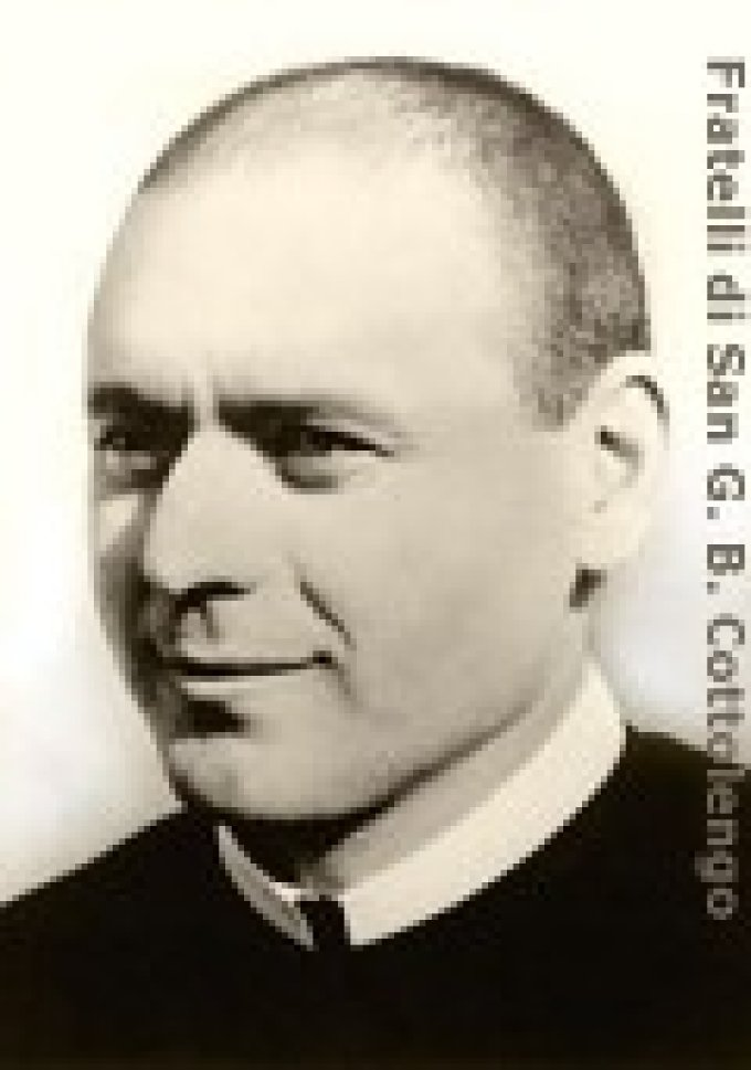 Le 22 mars : Vénérable Luigi Savarè