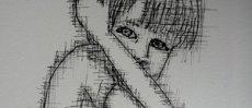 Priez pour les enfants blessés