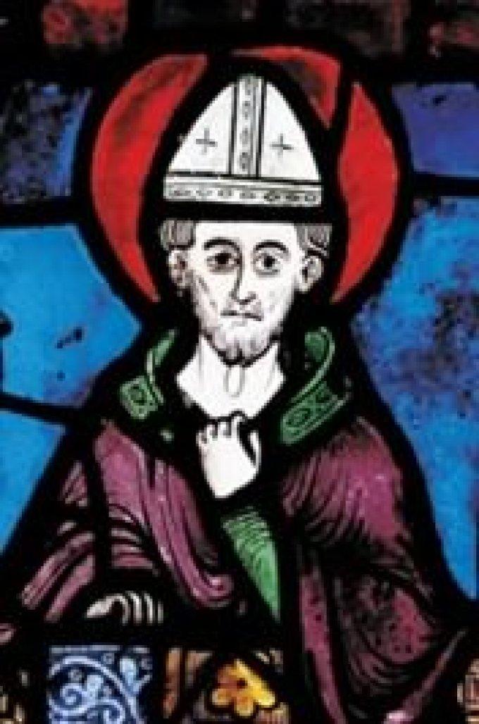 Le 10 avril :  Saint Fulbert