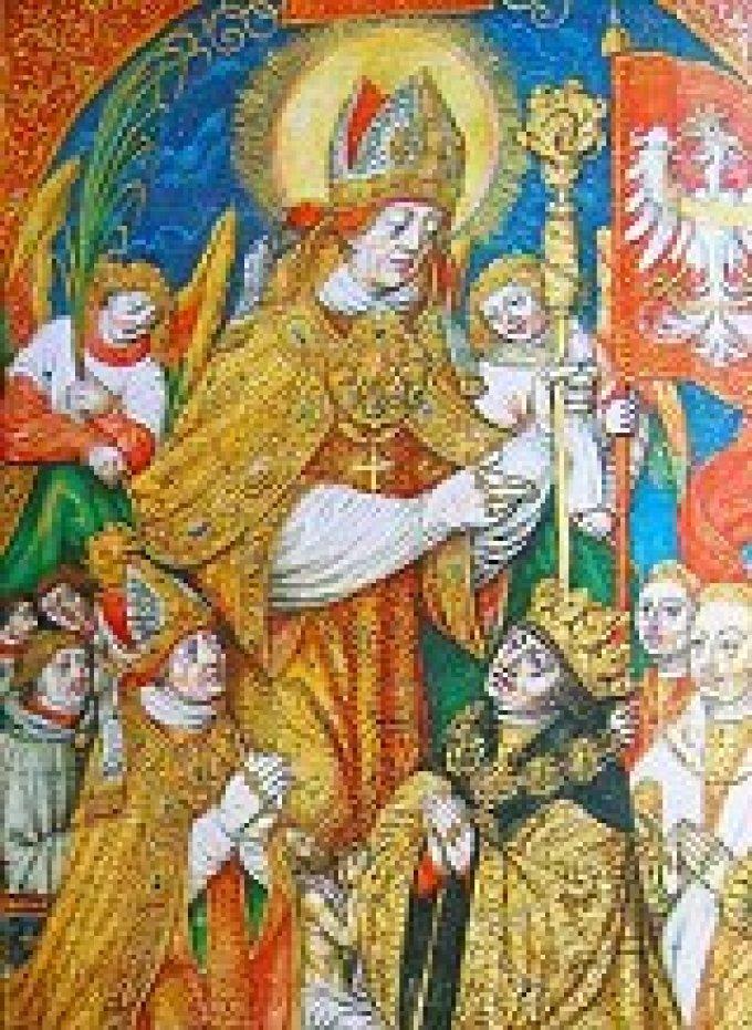 Le 11 avril : Saint Stanislas