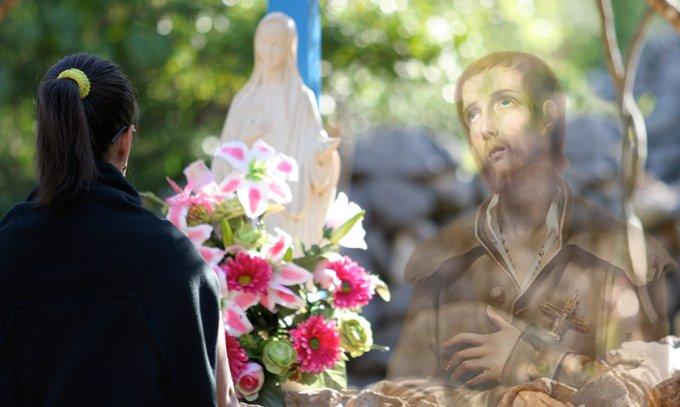 Samedi 15 avril : Prière proposée par Jean-Marc Potdevin