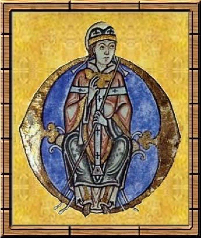 Le 21 avril : Saint Anselme de Cantorbéry