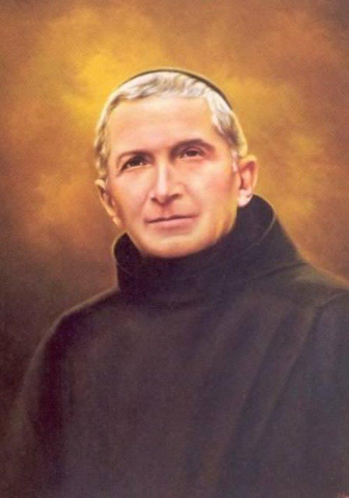 Le 24 avril : Saint Benoît Menni