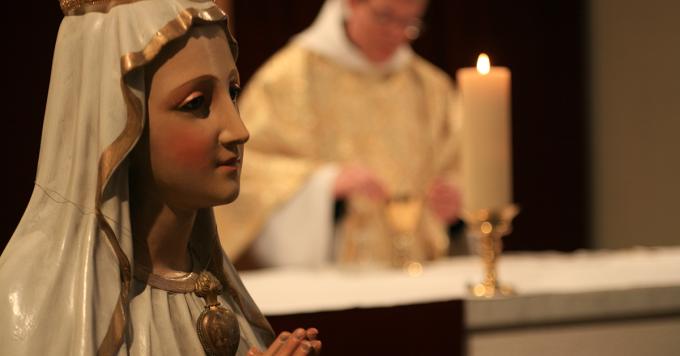 2 mai : Ils se livreront à Marie corps et âme