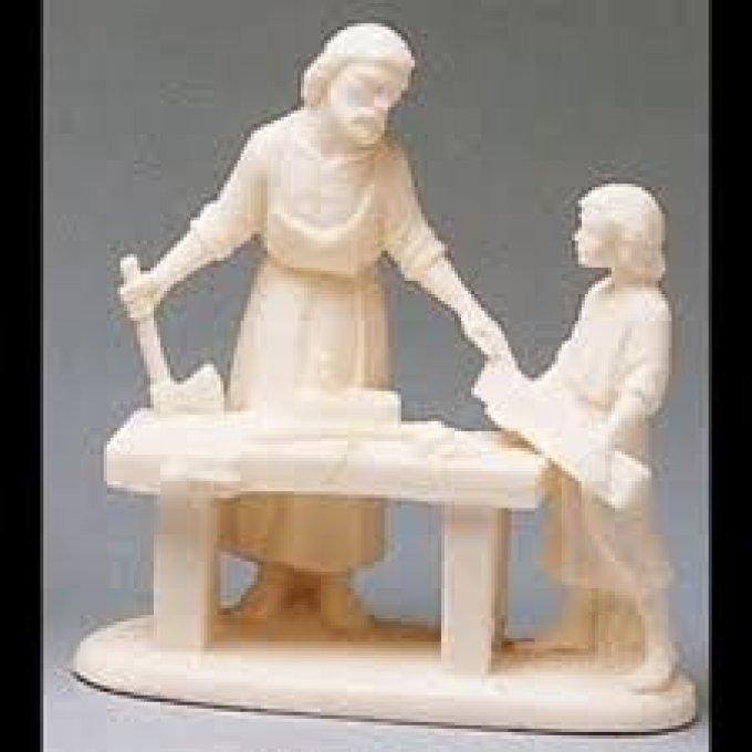 Saint Joseph, modèle des travailleurs, priez pour nous