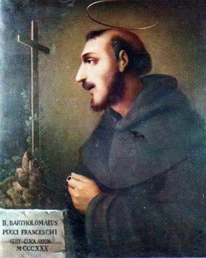 Le 6 mai : Bienheureux Barthélemy Pucci Franceschi