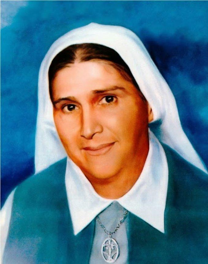 Le 9 mai: Vénérable Maria Carmen Rendiles Martinez