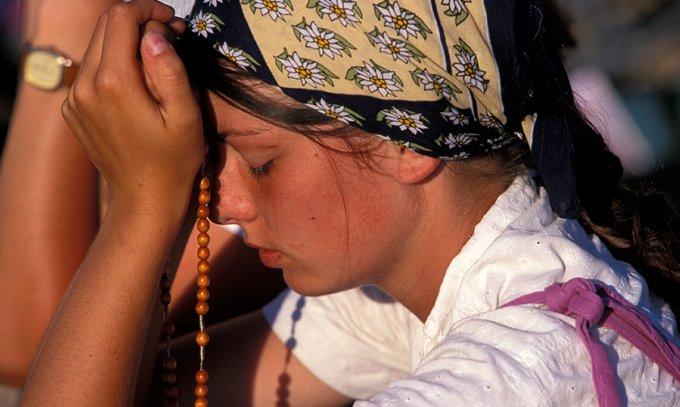 Samedi 13 mai : Prière proposée par Yves de Lassus