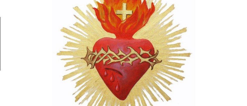 Un mois dédié au Sacré Coeur de Jésus