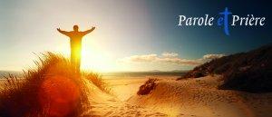 Priez chaque mois avec un auteur spirituel !