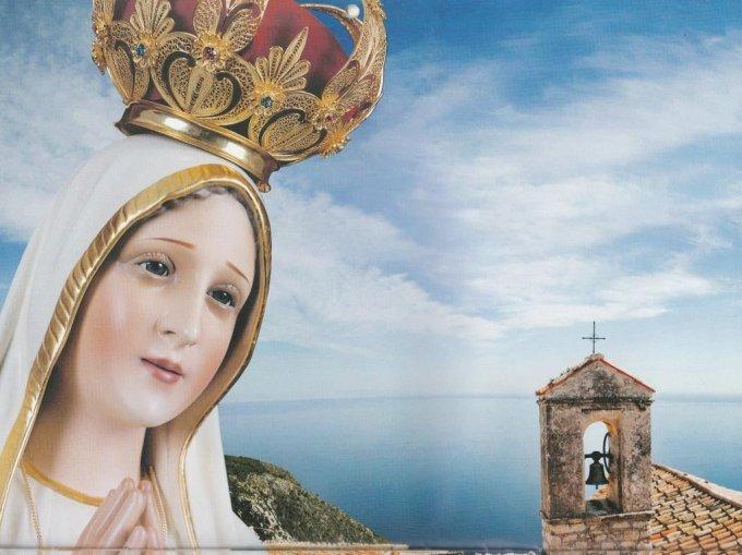 Neuvaine pour l'Assomption de Notre Dame: Second jour