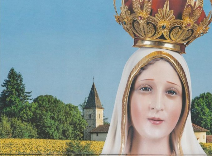 Neuvaine pour l'Assomption de Notre Dame. Troisième jour
