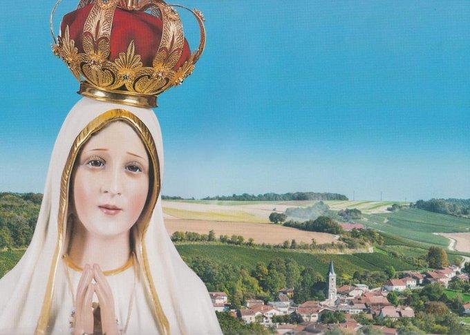 Neuvaine pour l'Assomption de Notre Dame: Quatrième jour