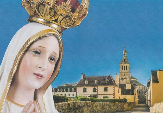 Neuvaine pour l'Assomption de Notre Dame: Huitième jour