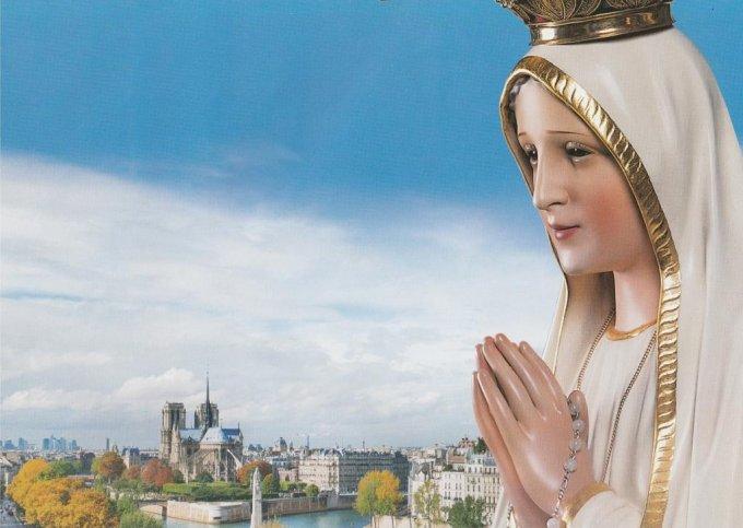 Neuvaine pour l'Assomption de Notre Dame: Neuvième jour