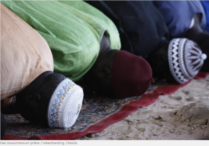 Prions pour nos frères musulmans qui vivent le Ramadan