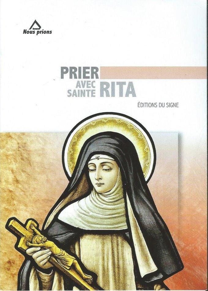 Prière pour nos proches qui n'ont pas la foi par Ste Rita