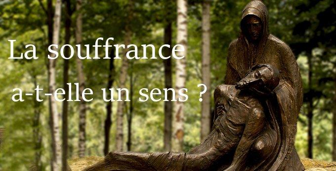 La souffrance... Un appel ?