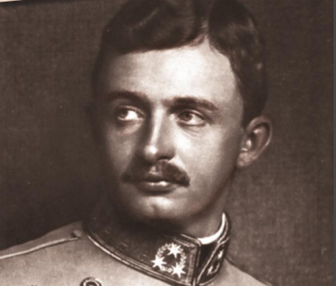 Conversion de Charles d'Autriche