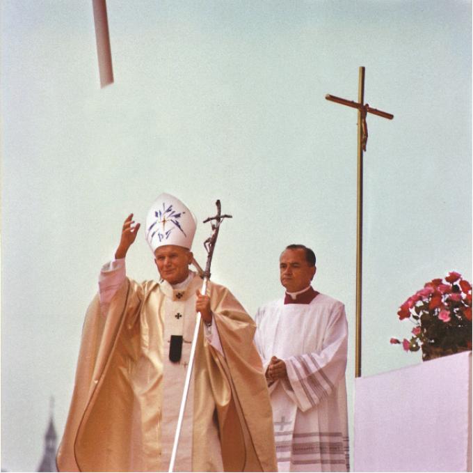 Conversion de Jean-Paul II