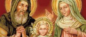 Neuvaine à Sainte Anne et à Saint Joachim