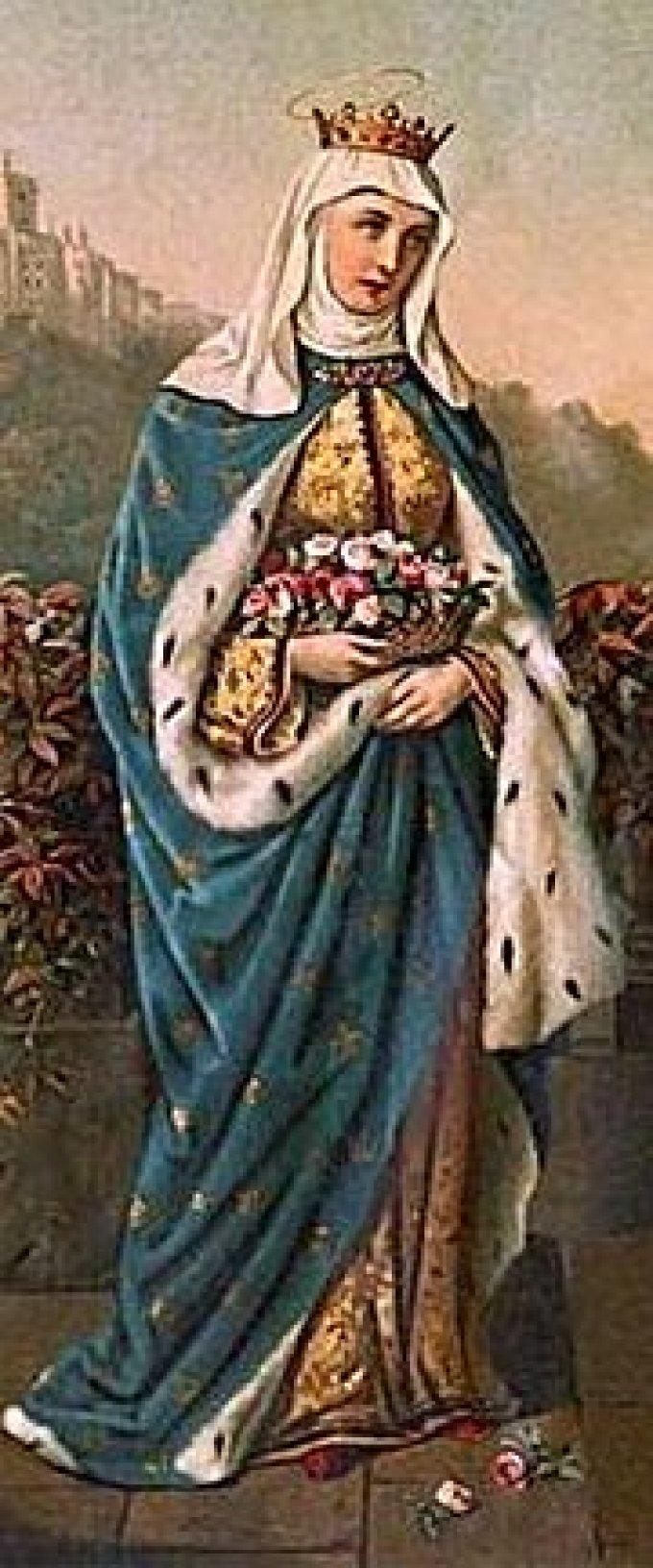 Le 4 juillet : Sainte Elisabeth du Portugal