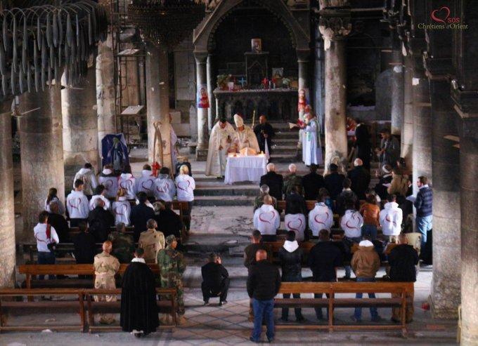 9ème jour : Saint Charbel et l'amour de l'Eucharistie - sa dernière messe