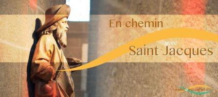 En chemin avec Saint Jacques