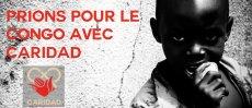 Prions pour le Congo avec Caridad