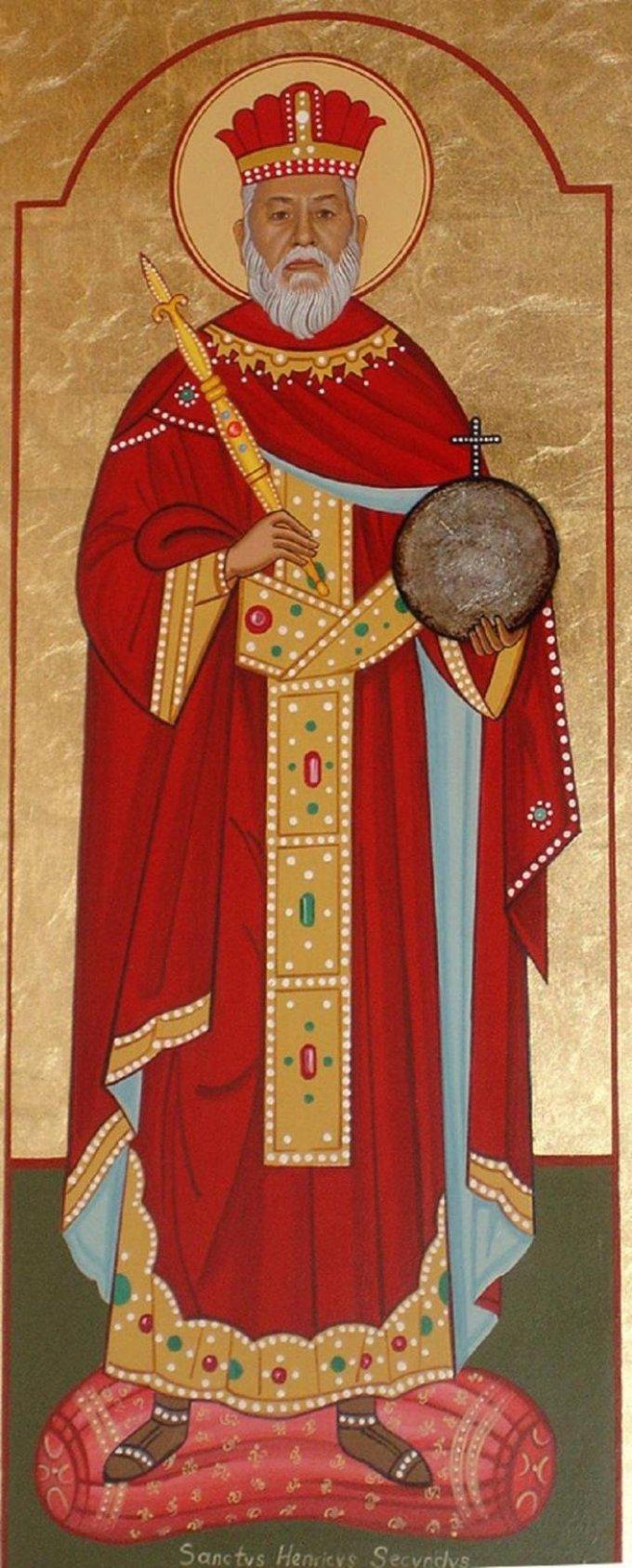 Le 13 juillet : Saint Henri II