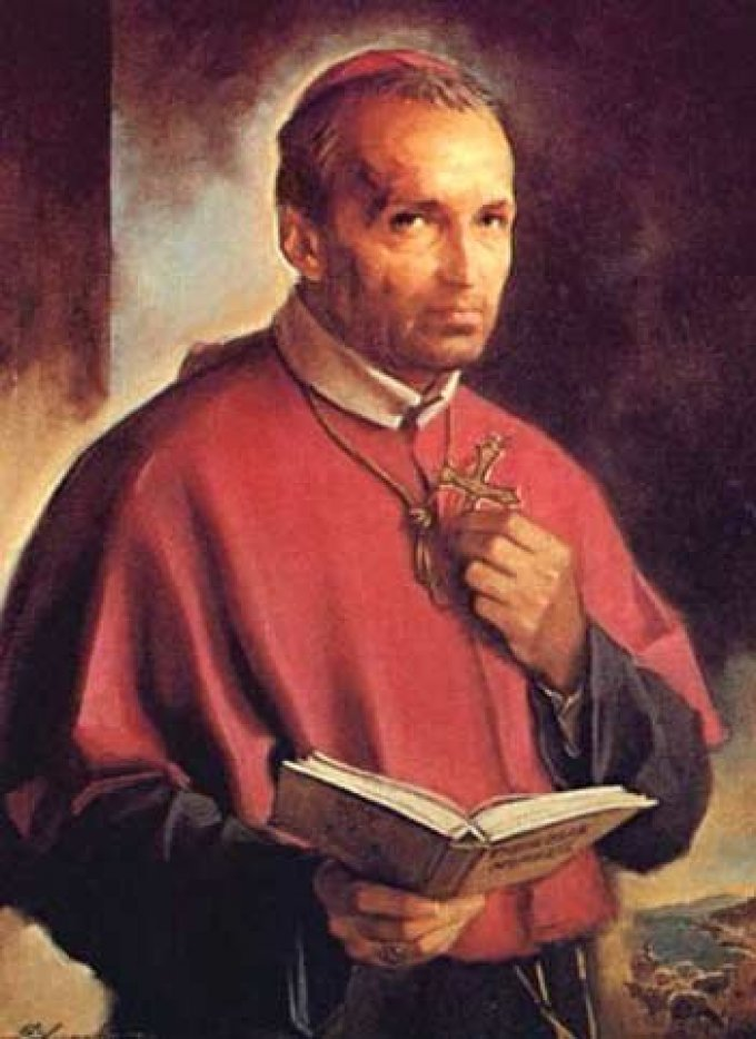 Le 1er août : Saint Alphonse-Marie de Liguori