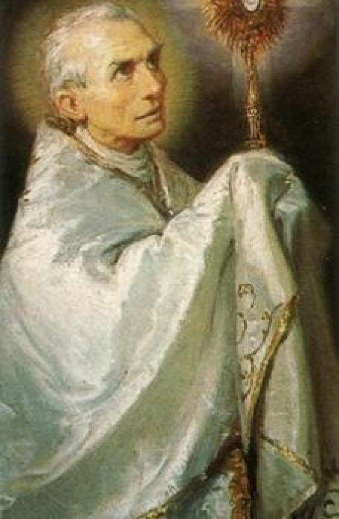 Le 2 août : Saint Pierre-Julien Eymard