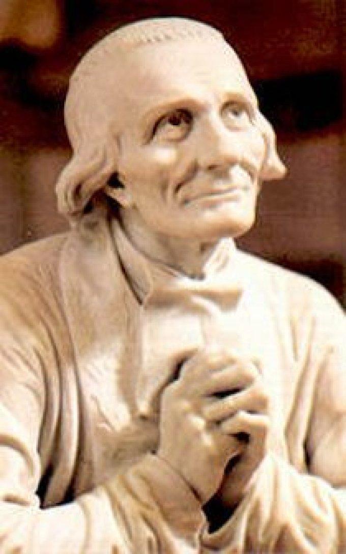 Le 4 août : Saint Jean-Marie Vianney
