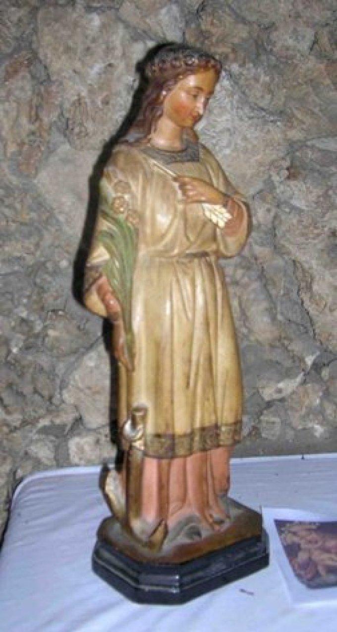 Le 28 août : Sainte Florence de Carthagène