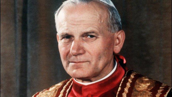 PRIERE POUR LES JEUNES  - JEAN-PAUL II