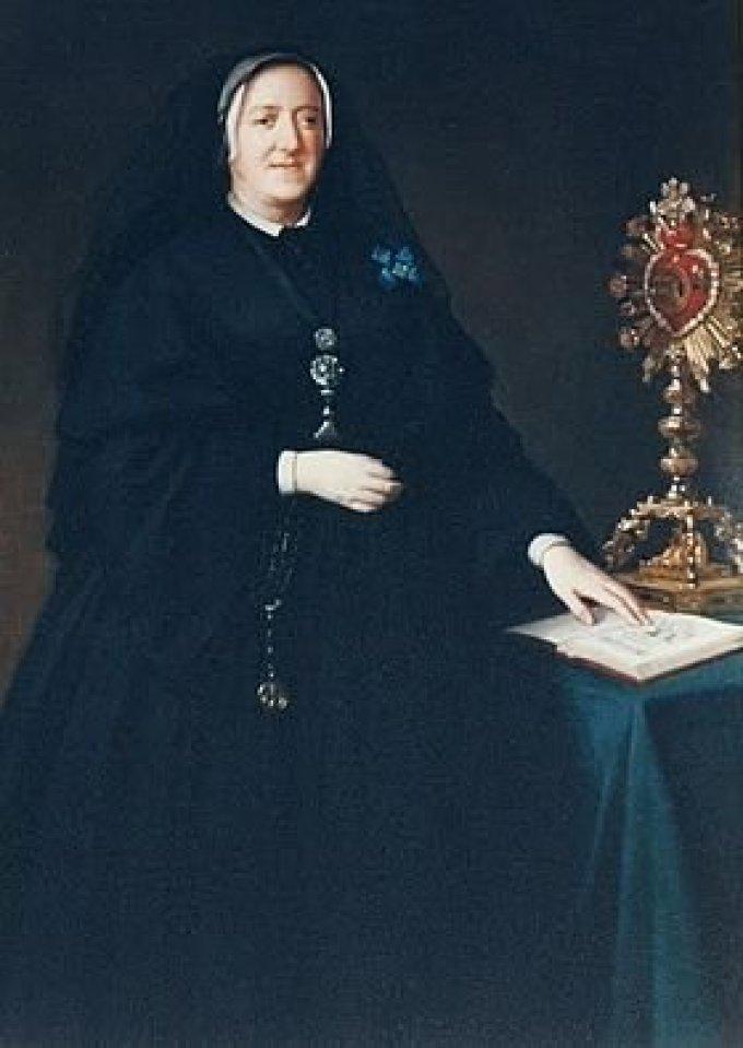 Le 24 août : Sainte Marie-Michelle du Saint-Sacrement