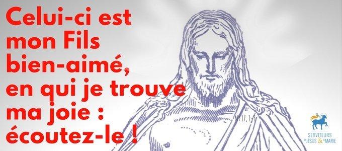 Homélie de la fête de la Transfiguration du Seigneur - Père Pierre-Marie