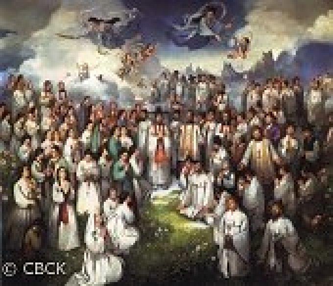 103 saints martyrs coréens
